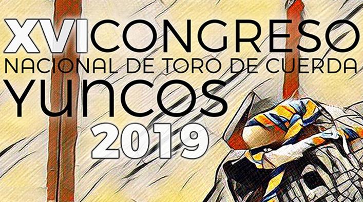 El XVI Congreso Nacional de Toro de Cuerda se celebra en Yuncos del 12 al 16 de junio