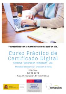 Curso Certifica Digital Chiva