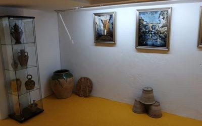 Éxito de visitantes de la Exposición «Huellas de la tradición alfarera de Chiva»