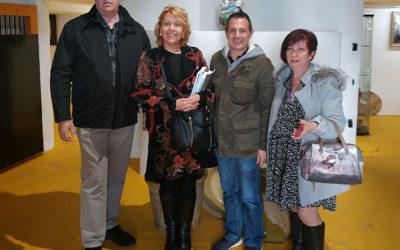 La Directora de la Fundación Soldi visita Chiva y el CIT