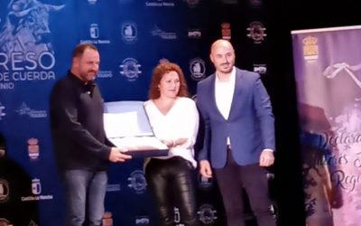 Chiva recibe el galardón a la expedición más participativa