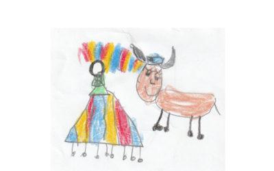 Concurso de dibujo, TORICO DE LA CUERDA 2020