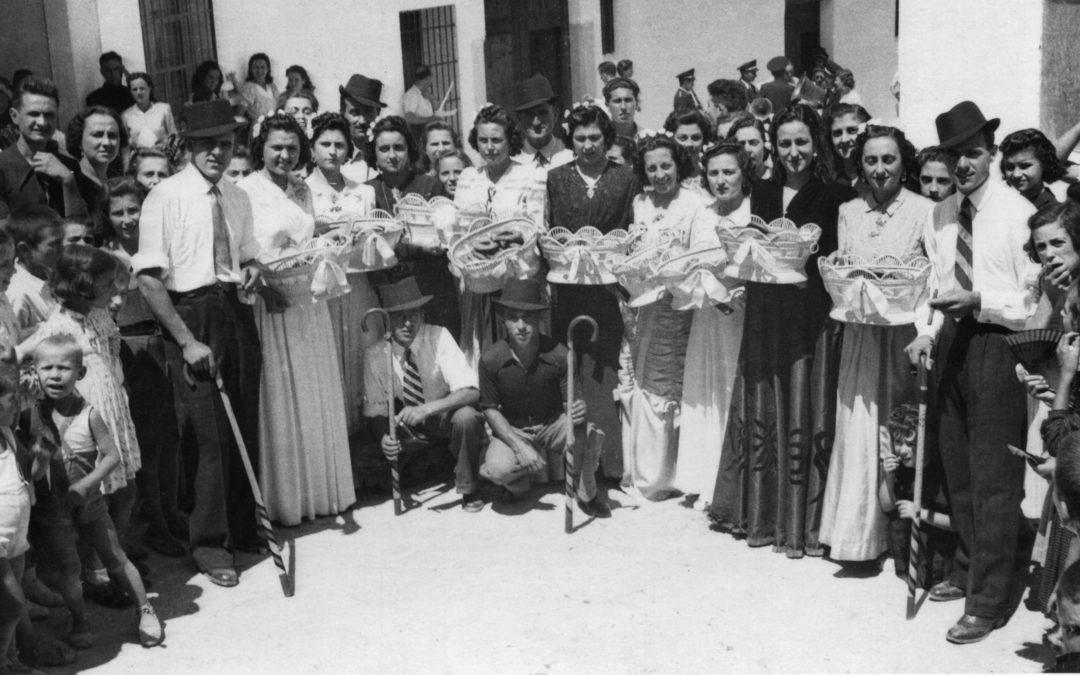 La S.M. la Artística y el Torico (2). El día de San Roque.