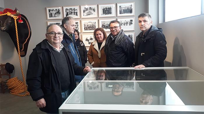 Visita del Museo Valenciano de Etnología