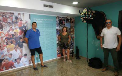 La Federación de Peñas Taurinas de Bous al Carrer de la C.V. visita el CIT.