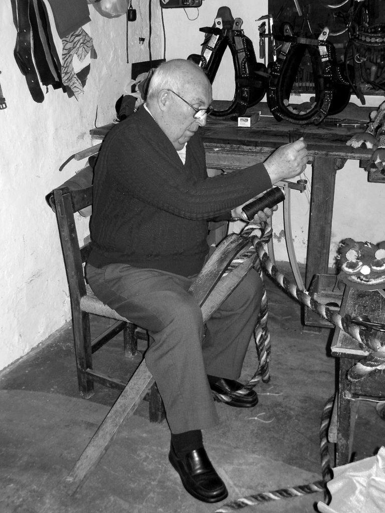 Leopoldo El Correcher. Foto Manolo Sánchez