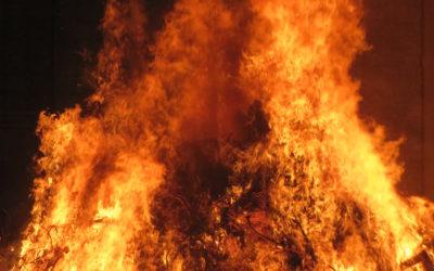 Las Fallas. El fuego ritual (I).