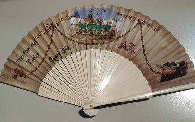 El abanico: utensilio artístico y simbólico en nuestros festejos.