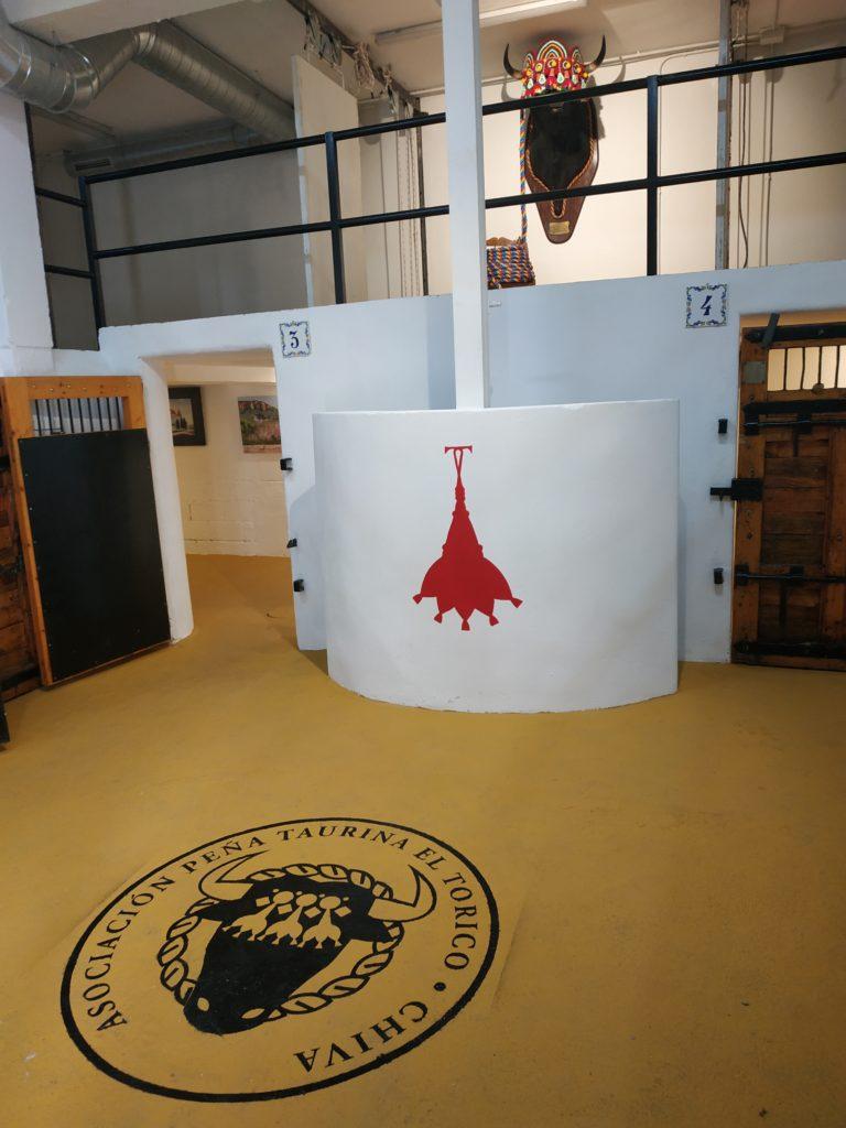 Sala de exposiciones temporales.
