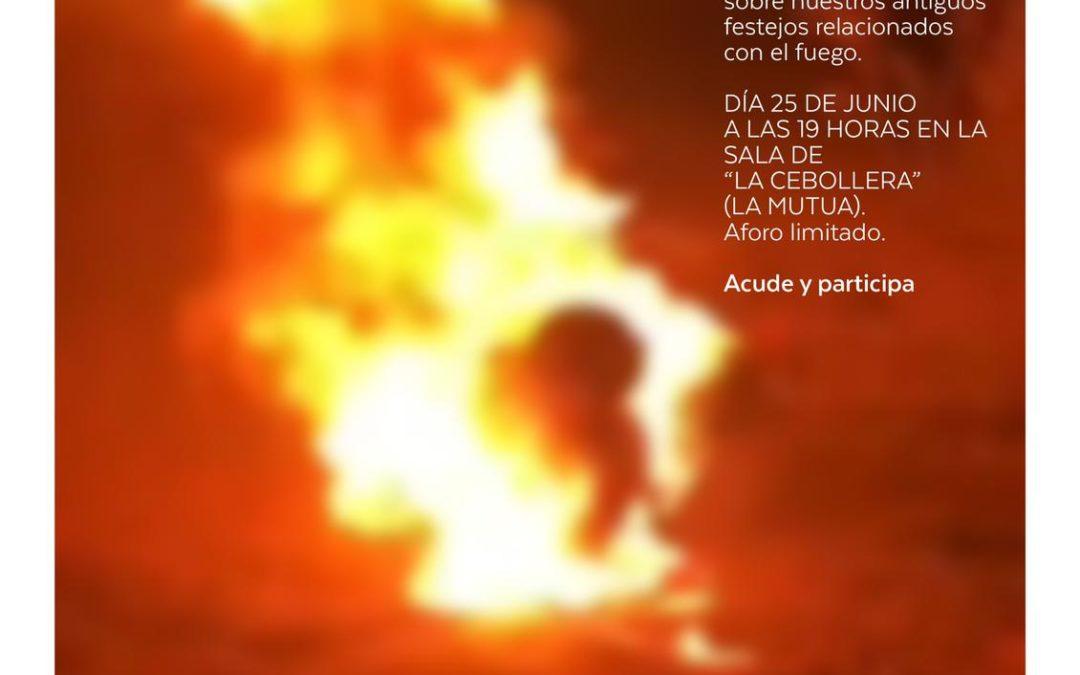 En San Juan, el pasado y el futuro de nuestros festejos de fuego a debate.