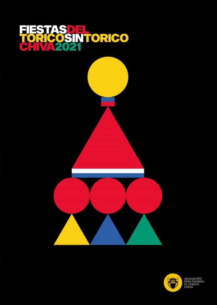 Portada programación Fiestas 2021