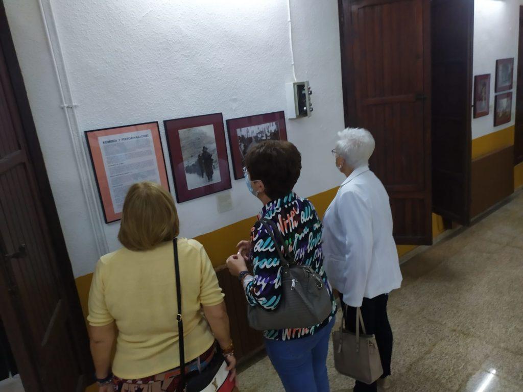 Inauguración exposición.